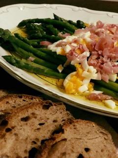 Grüner-Spargel-Salat
